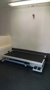 Our new Grooming Table!